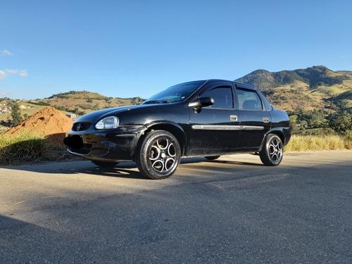 Imagem 1 de 15 de Chevrolet Corsa 2001 1.0 Wind 5p Gasolina