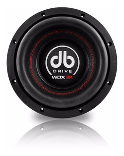 Subwoofer Profesional Db Drive Wdx6.5g2-4 750w Rms