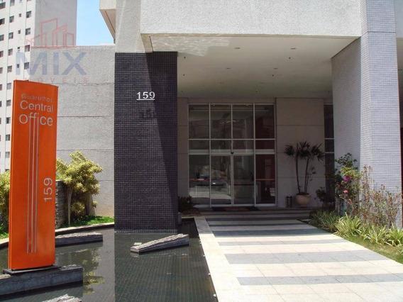 Sala Comercial No Centro De Guarulhos Central Office - Sa0005