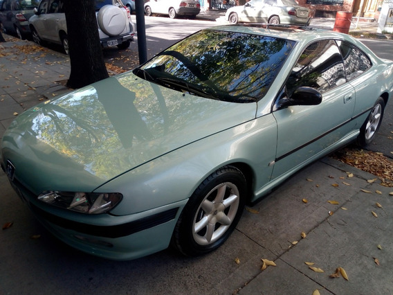 Peugeot 406 1999 Coupe V6 Pininfarina Cuero Impecable