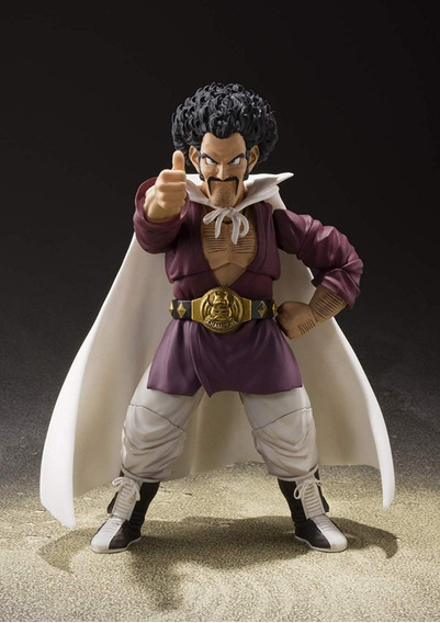 Figura: Dragon Ball - Mr. Satan - Pronta Entrega!