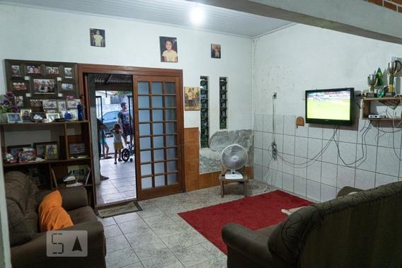 Casa Para Aluguel - São José, 2 Quartos, 40 - 893018653
