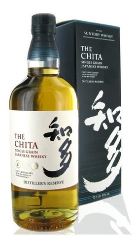Whisky Japonês Suntory The Chita 700ml