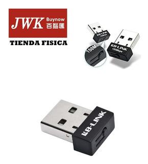 Adaptador Wi-fi Wireless-usb Lb-link 150m Jwk Vision