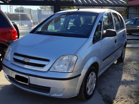 Meriva 1.8 Gl Plus 102hp Año 2009