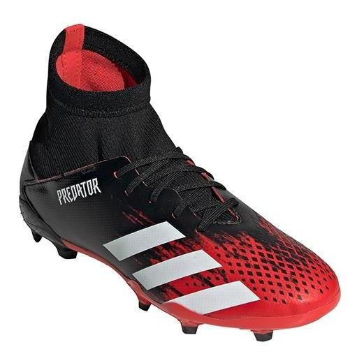 Botin Bota adidas Predator 20.3 Df Fg Juvenil Kids Futbol