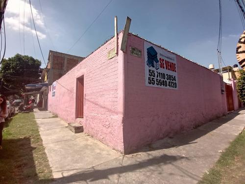 Imagen 1 de 14 de Terreno En Venta/renta, San Miguel Tecamachalco. Naucalpan.