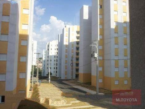 Imagem 1 de 12 de Apartamento Com 2 Dormitórios À Venda, 62 M² Por R$ 240.000,00 - Jardim Testae - Guarulhos/sp - Ap0153