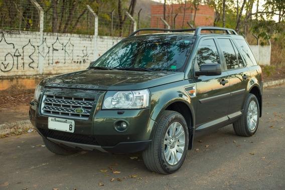 Land Rover Freelander 2 Hse 3.2 I6 232cv Aut. 5p Verde