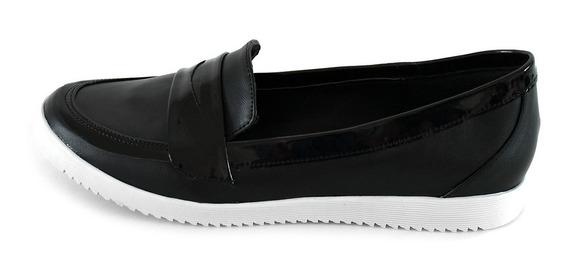 Zapatos Dama Valerinas Flats Mujer Mayoreo Modelo 852 Negro