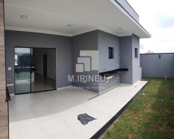 Casa Com 3 Dormitórios À Venda, 144 M² Por R$ 589.949,00 - Residencial Real Parque Sumaré - Sumaré/sp - Ca0164