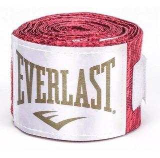 Par De Vendas Everlast Boxeo 120 Printed - Artes Marciales