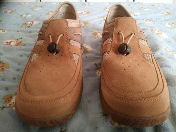 Zapato Flexi 27.5 Cms - Color Camel