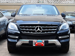Mercedes Benz Clase Ml 300 Automatica Secuencial Fab 2015