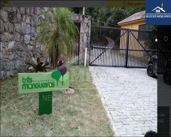 Terrenos De 1.000 M² No Condomínio Residencial 3 Mangueiras - Te00016 - 33164337