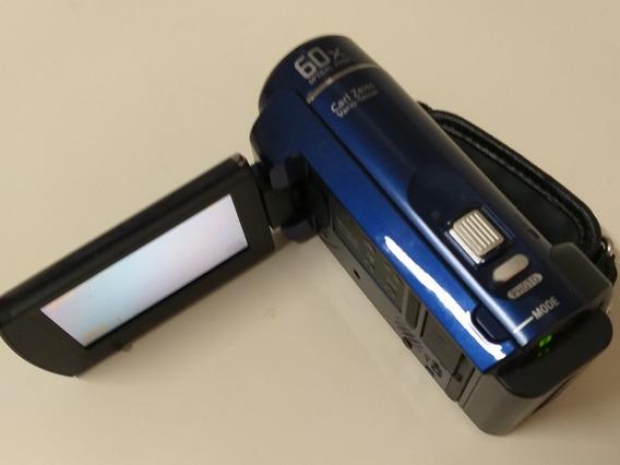 Camera Digital Filmadora Handycam Sony 60x 4gb Dcr-sx40
