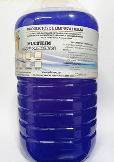 Liquido Multiusos Desinfectante 10lts