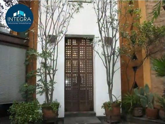 Casa En Condominio En Venta, Privada Malintzin, Del Carmen Coyoacán.