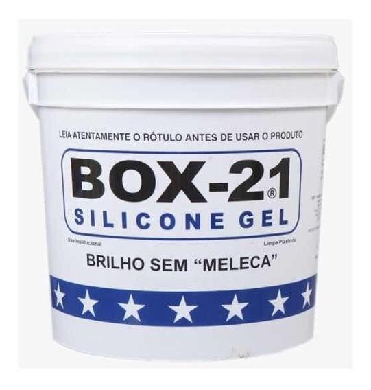 Silicone Gel Aroma Menta Box 21 3,6kg - O Melhor Do Mercado