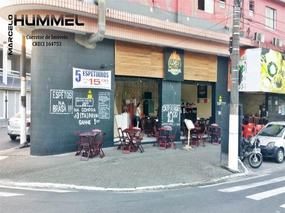 Ponto Comercial Espetaria E Bar No Canto Do Forte Em Praia Grande - Mh66