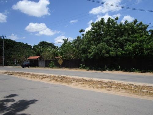Terreno Para Alugar Na Cidade De Eusebio-ce - L9537