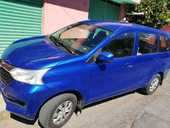 Toyota Avanza 1.5 Premium 99hp Mt 2016