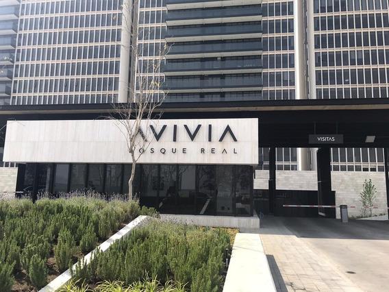 Departamento Nuevo En Renta En Aviva Bosque Real