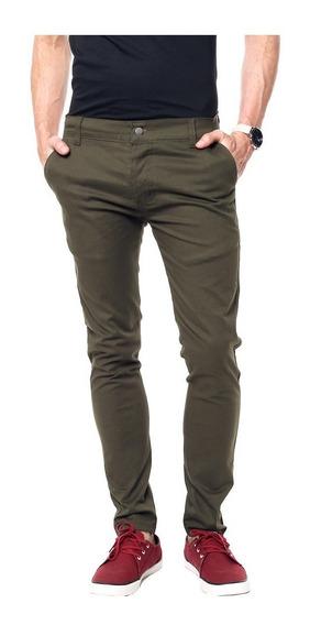 Pantalón Hombre De Vestir Gabardina - Pack X2 - Vinson