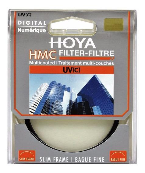 Filtro Uv Hoya Hmc 77mm Original - Nikon Canon Sony Fuji