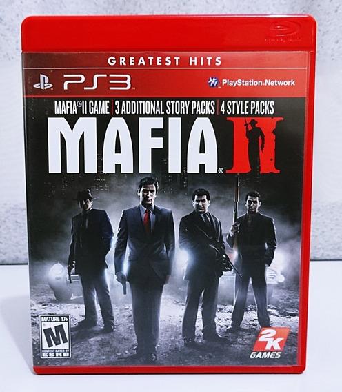 Mafia Ii Ps3 Mafia 2 Ps3