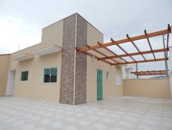 Casa Nova No São João Batista De Peruíbe À Venda.