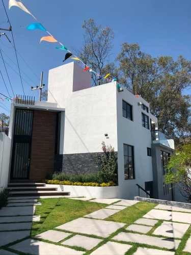 Hermosa Casa Nueva Viveros De La Lomas