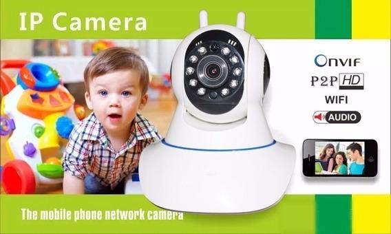 Camera De Seguranca Ip Hd 720p P2p Sistema Yyp2p Yoosee Wifi