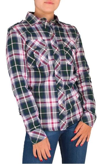 Camisa De Mujer Camaron Brujo Oficial