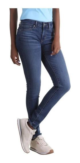 Calça Jeans Levis 711 Skinny - Original 188810293