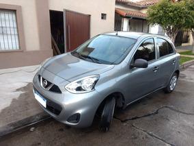 Nissan March 1.6 Active 107cv Polarizado Con Cierre Centrali