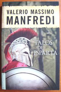 L6263. Talos De Esparta. Valerio Massimo Manfredi