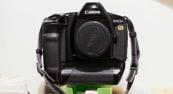 Câmera Analógica Canon Eos-1n Rs (corpo)