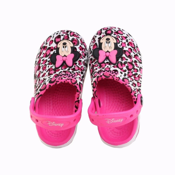 Crocs Addnice Disney Minnie Kids Envios A Todo El Pais