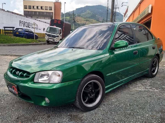 Hyundai Accent Mot 1.5 Mod 2000