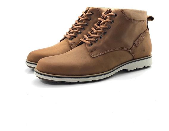 Bota Cuero Marsanto 100 El Mercado De Zapatos!