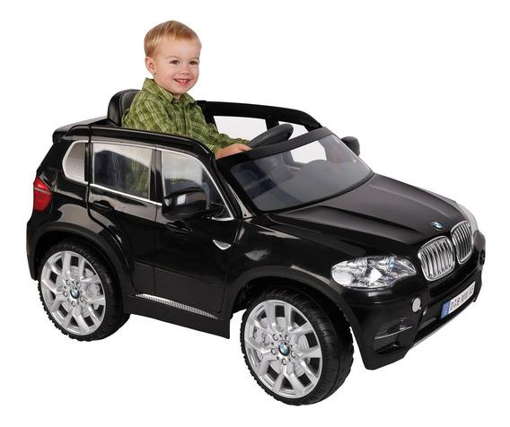 Auto Eléctrico Prinsel Bmw X5 6v Negro