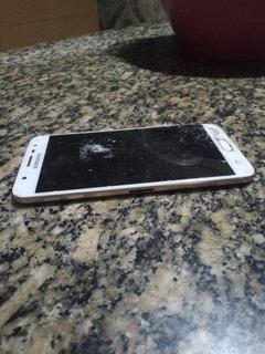 Celular Samsung Galaxy J7 Quebrado Mais Pode Ser Concertado!