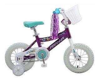 Piraña Teeny Lady - Bicicleta Para Niña De 120 In Color Ro