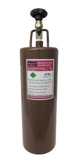 Cilindro Para Transporte De Gás Refrigerante R410a 1kg