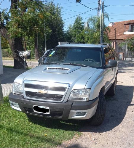 Chevrolet Blazer 2009 2.8 Cdoble Dlx 4x4 Electronico