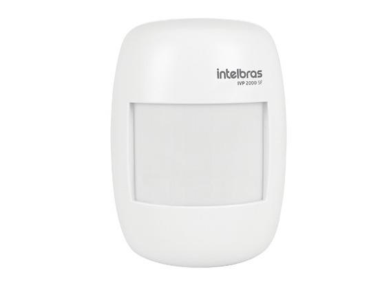 Sensor De Alarme Intelbras Infravermelho Sem Fio