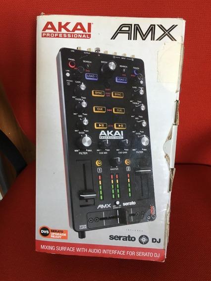 Mixer Akai Amx Com Licença Para Serato Dvs
