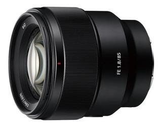 Sony - Sel85f18 - Fe 85mm F1.8