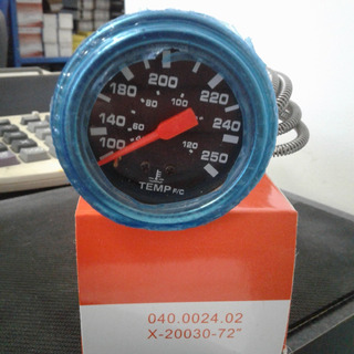 Reloj De Temperatura Mecanico Universal.